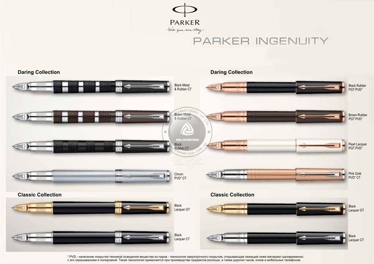 Parker-Ingenuity-List-1