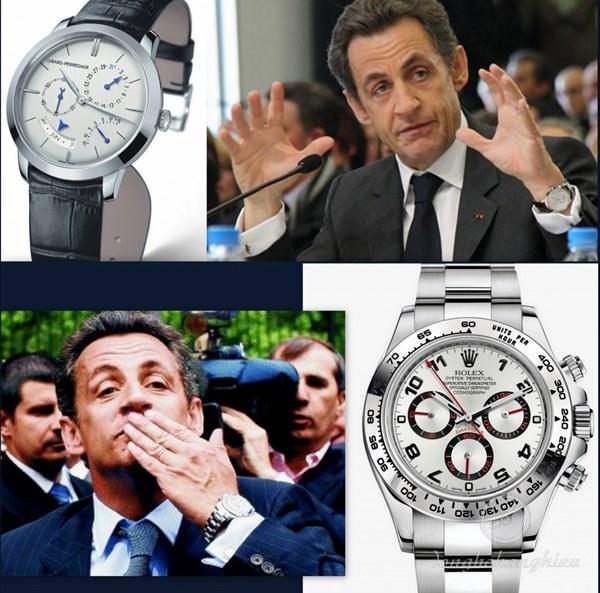 tong-thong-Phao_Nicolas-Sarkozy-dong-ho-hang hieu