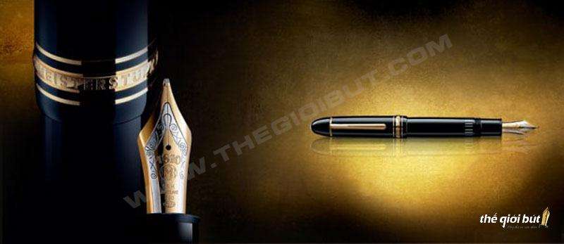 Lịch su thuong hieu but Montblanc-1914-But-Montblanc-Meisterstuck-1491