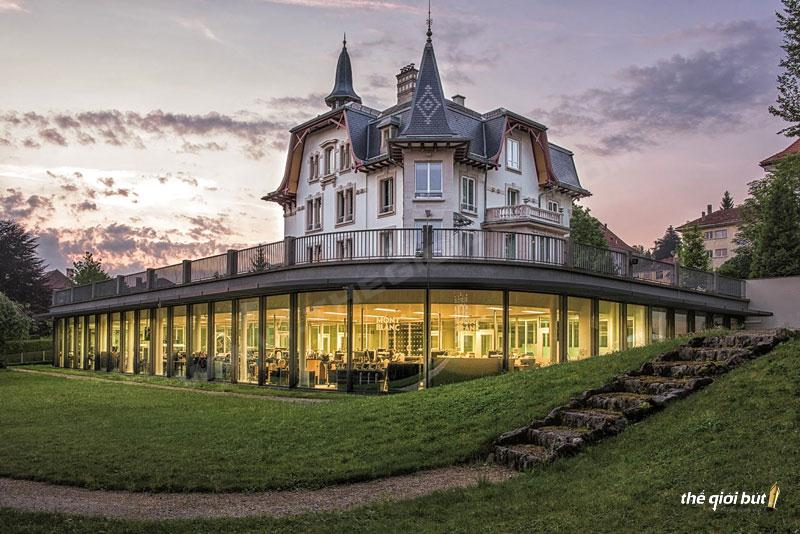Nha-may-san-xuat-but-Montblanc---The-Manufacture-in-Le-Locle